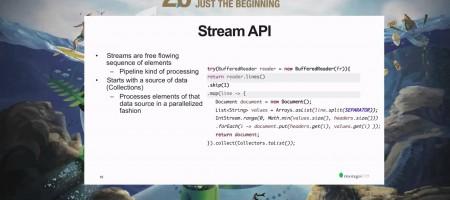 MongoDB and Java8