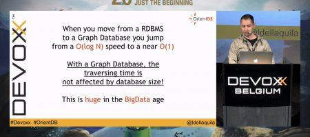 OrientDB 2nd Generation NoSQL